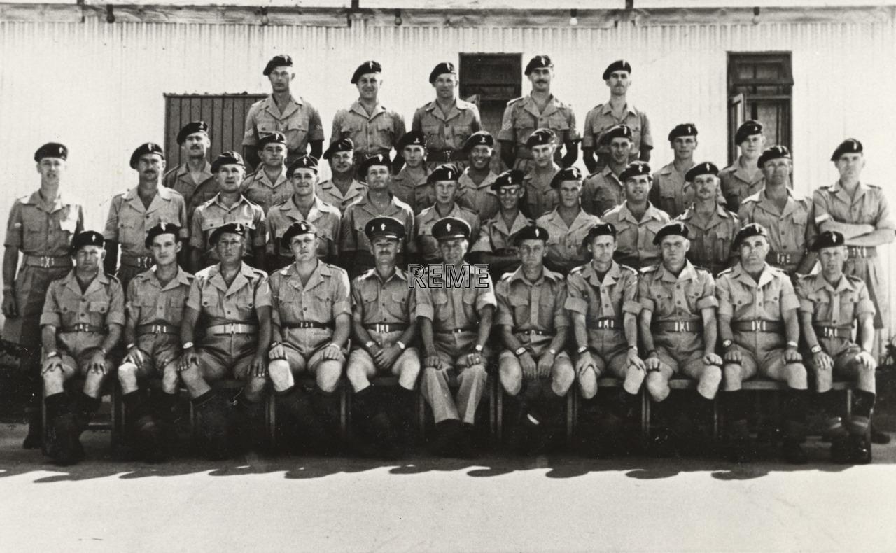 9 Infantry Workshop REME, Cyprus