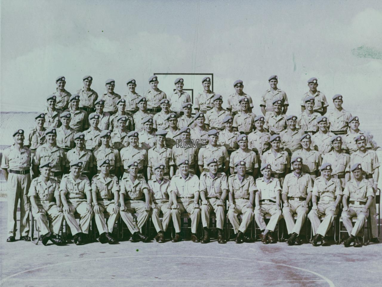 16 Parachute Workshop, Famagusta, Cyprus