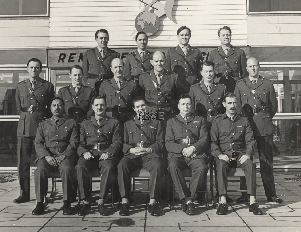 1 Senior Military Course, March 1967