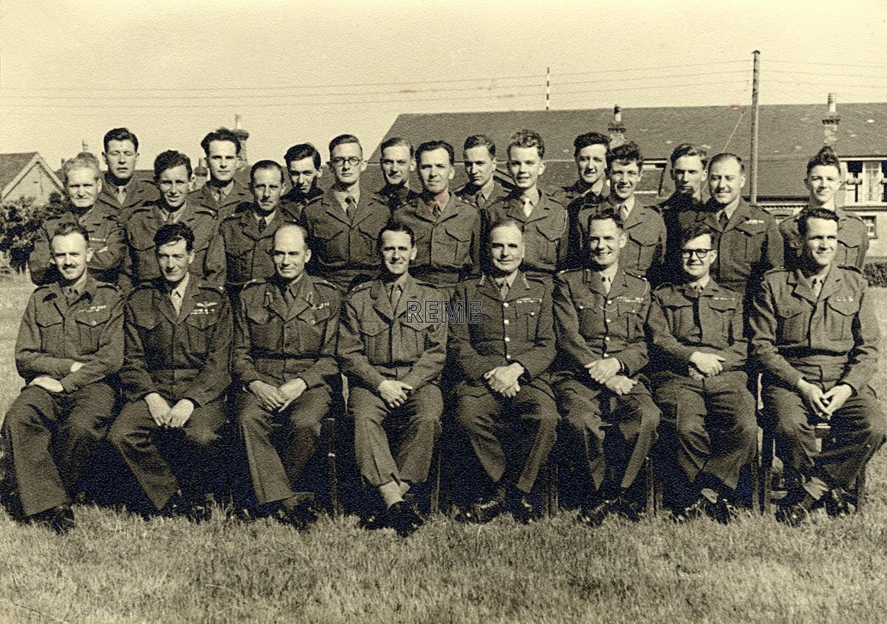 Anti-Aircraft (A.A.) Command School, REME, Lydd, Kent