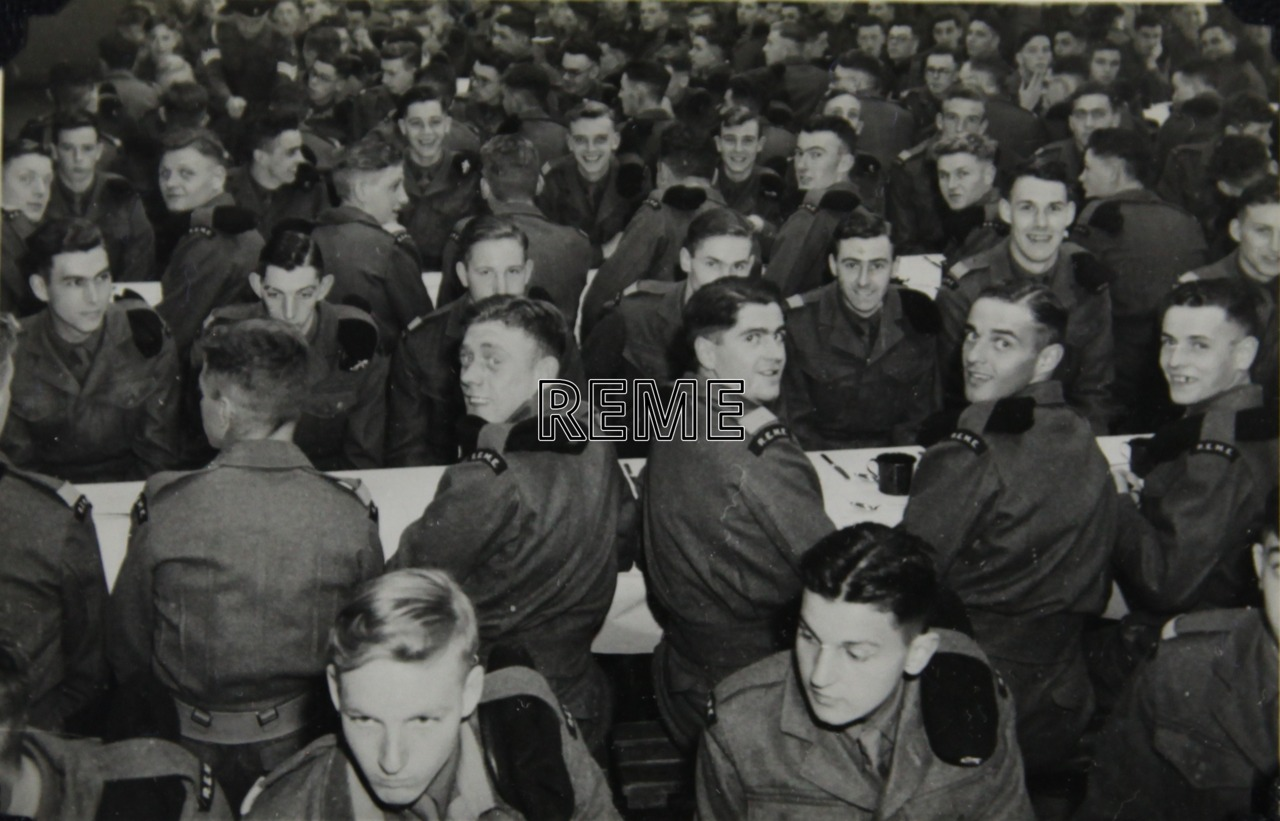 No 1 Training Battalion REME: Queen's Birthday Parade Celebrations