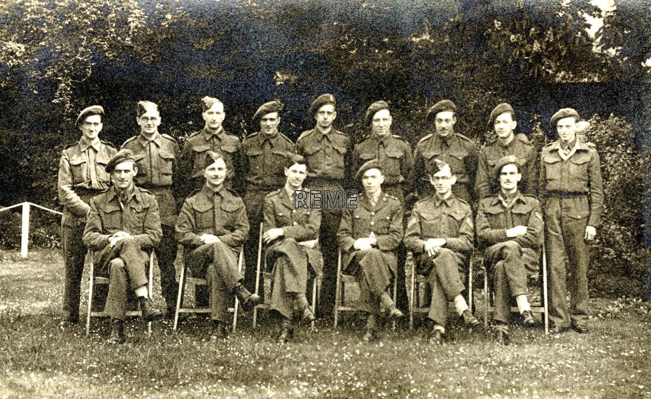 Group Photograph: Line Equipment Course