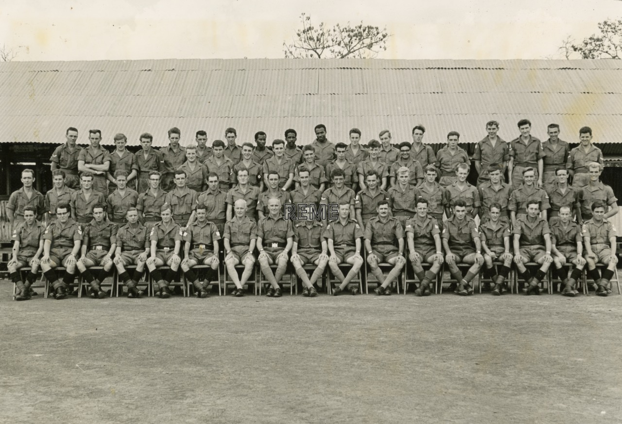 CRE Workshop REME (Operation CROWN), Thailand, July 1965