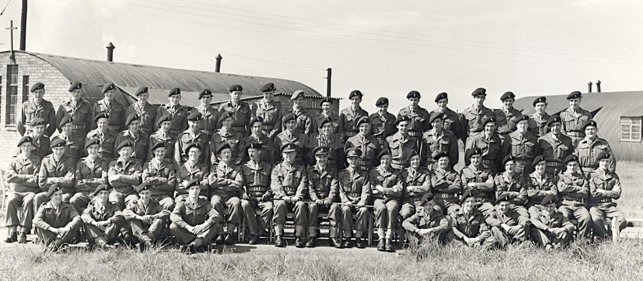 71 Communication Zone Workshop, 1954