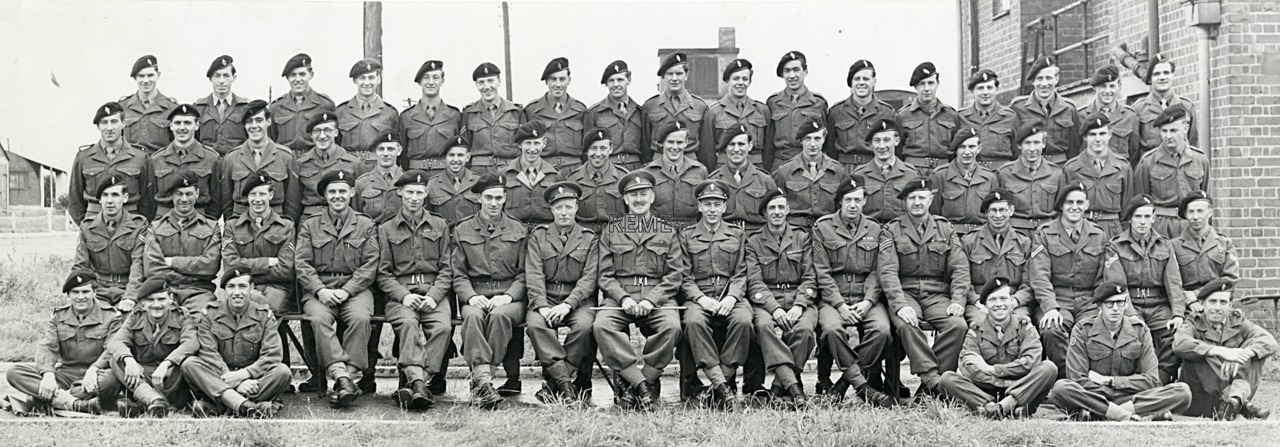 72 Communication Zone Workshop, 1952