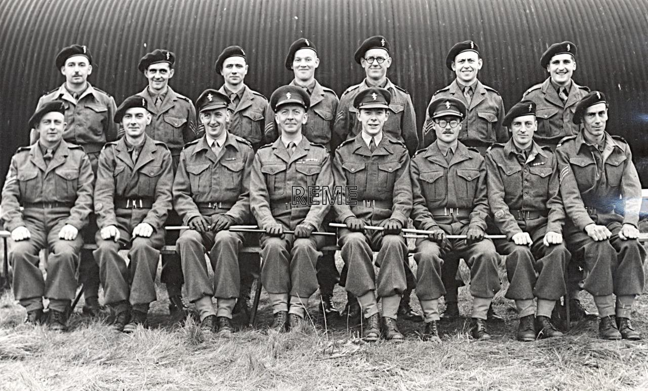 74 Line of Communication Troops Workshop, 1952