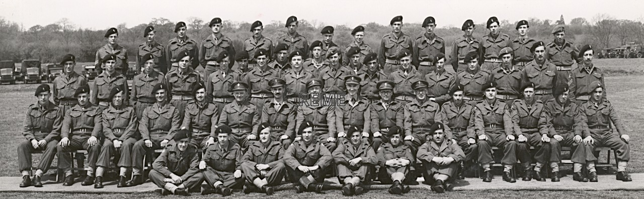 48 Infantry Workshop REME Company, 1951