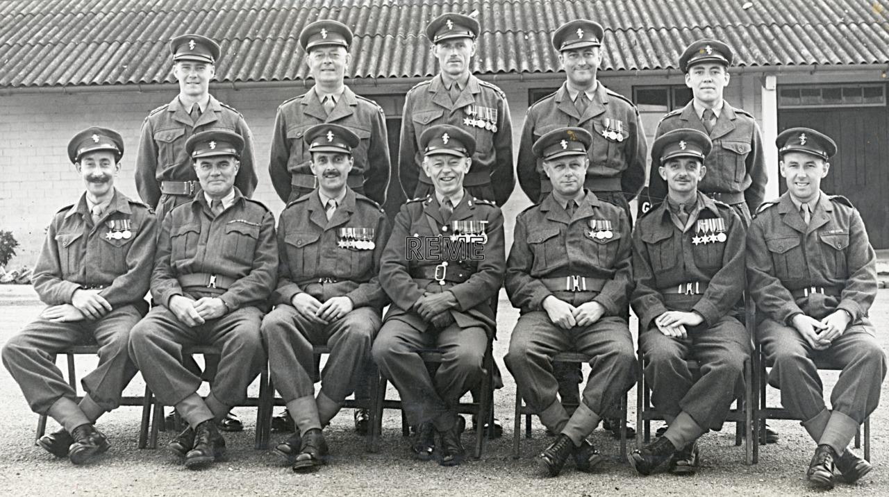 11 Advance Base Workshop, 1951