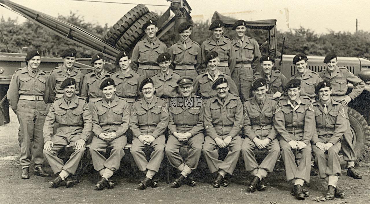 17 Port Workshop, 1952