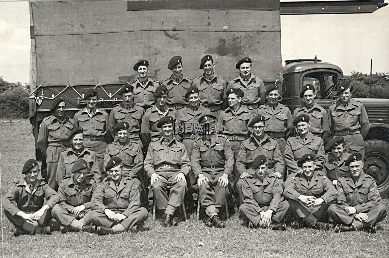 18 Port Workshop, 1951