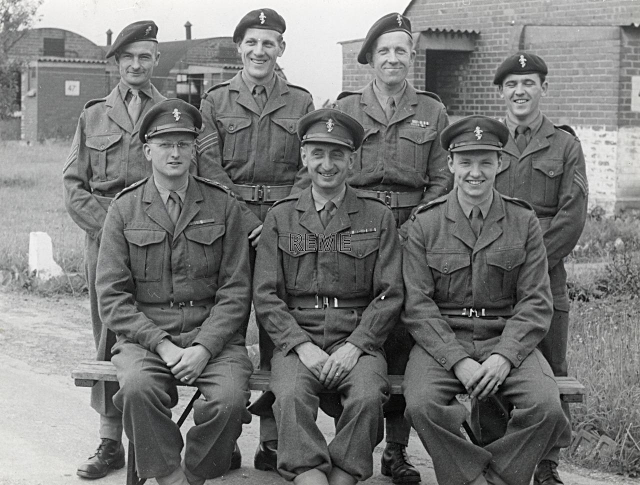 369 Engineer 'C' Workshop, 1954