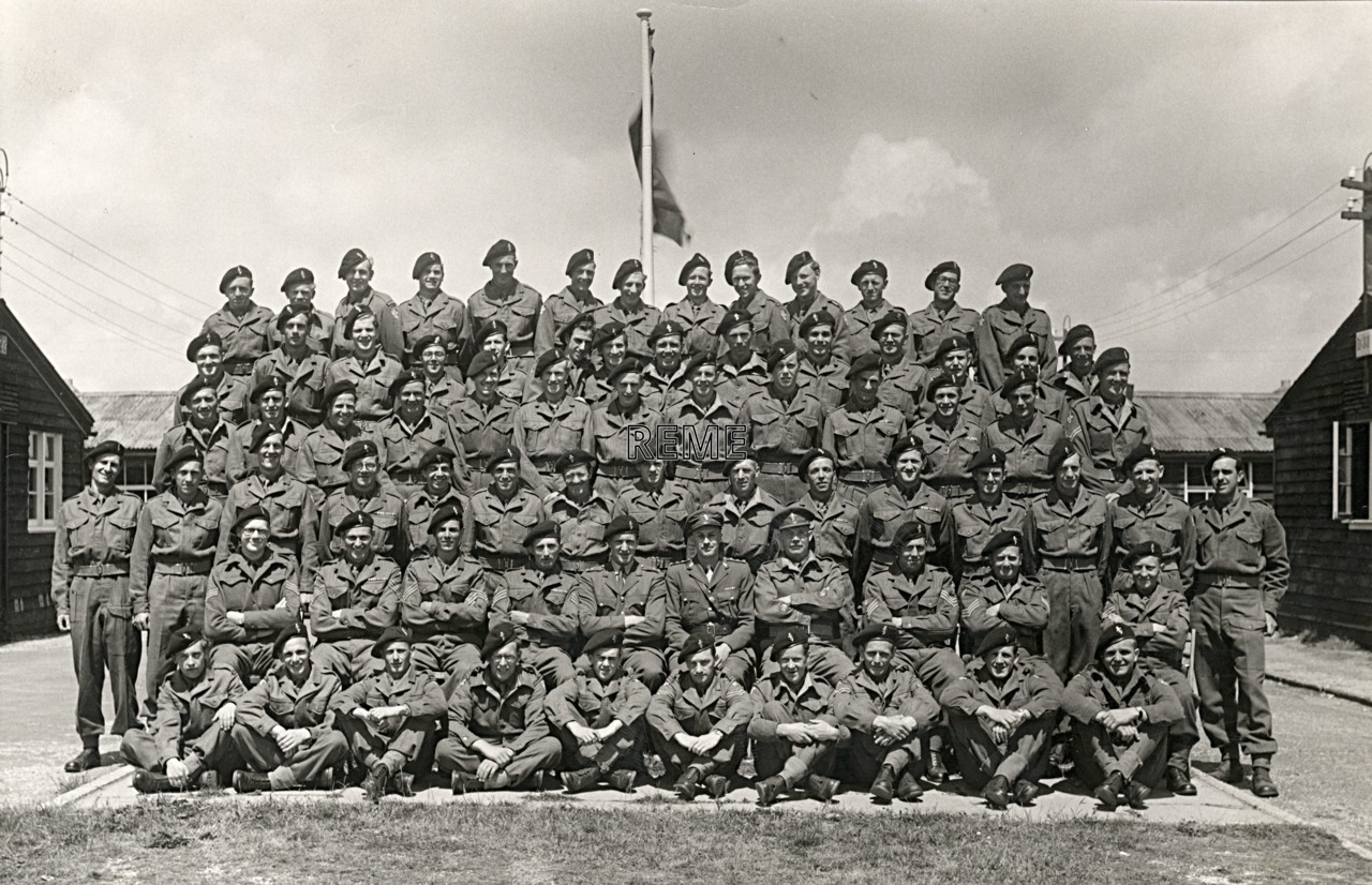 57 Armoured Troops Recovery Unit, 1951