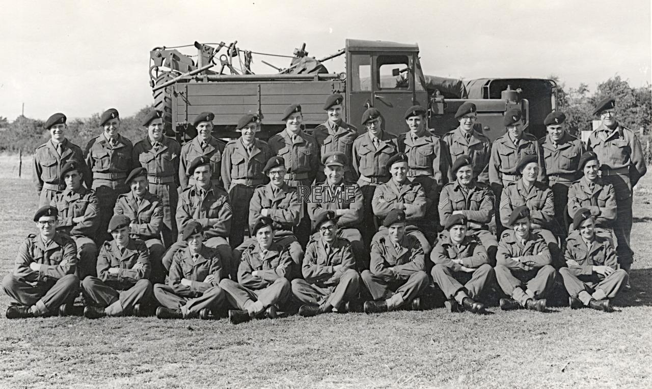 4 Railhead Evacuation, 1952