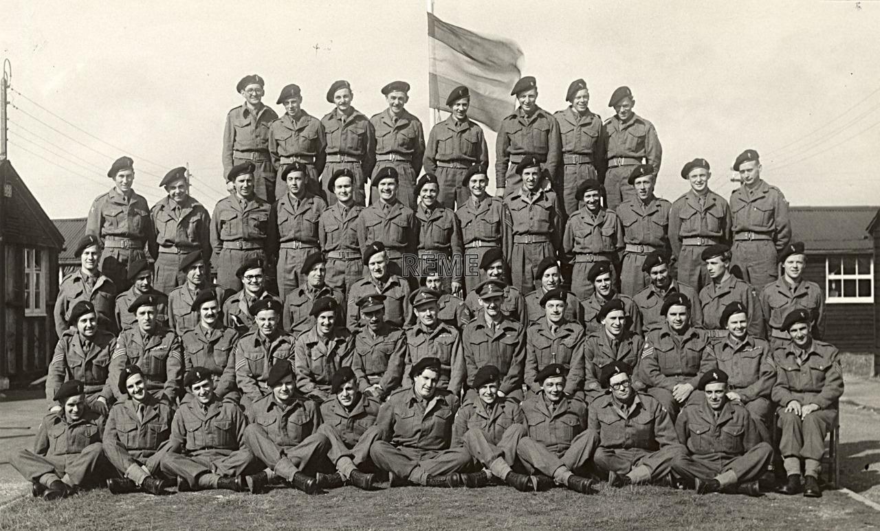 4 Army Repair Group, 1952