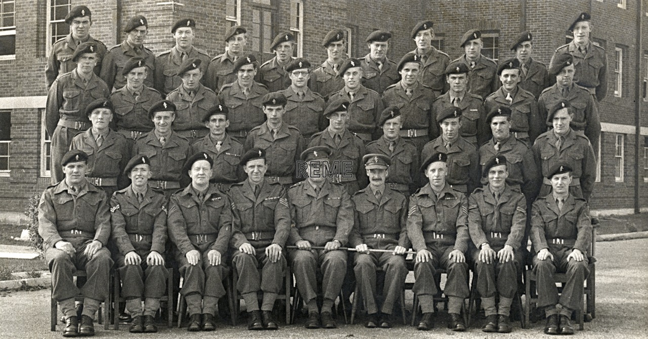3 Infantry Troops Recovery Unit, 1953