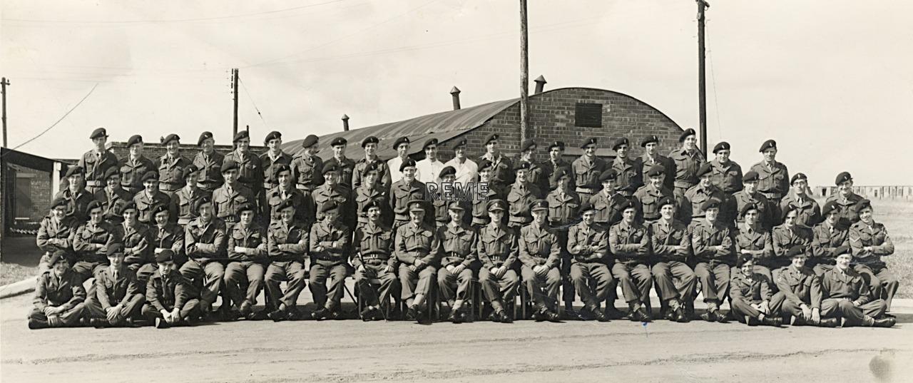 104 Transport Company, 1953