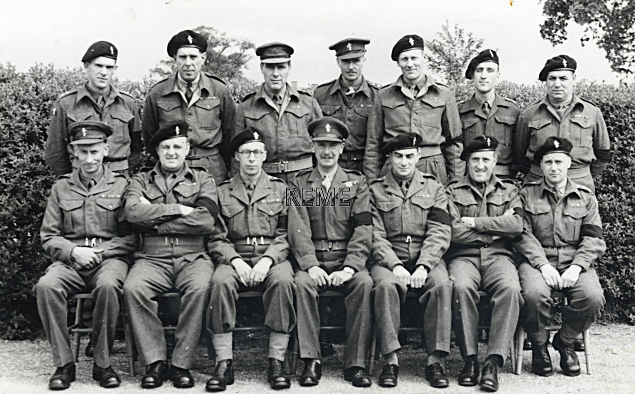 No 2 Reserve Officers' Course, 3 to 17 May 1952