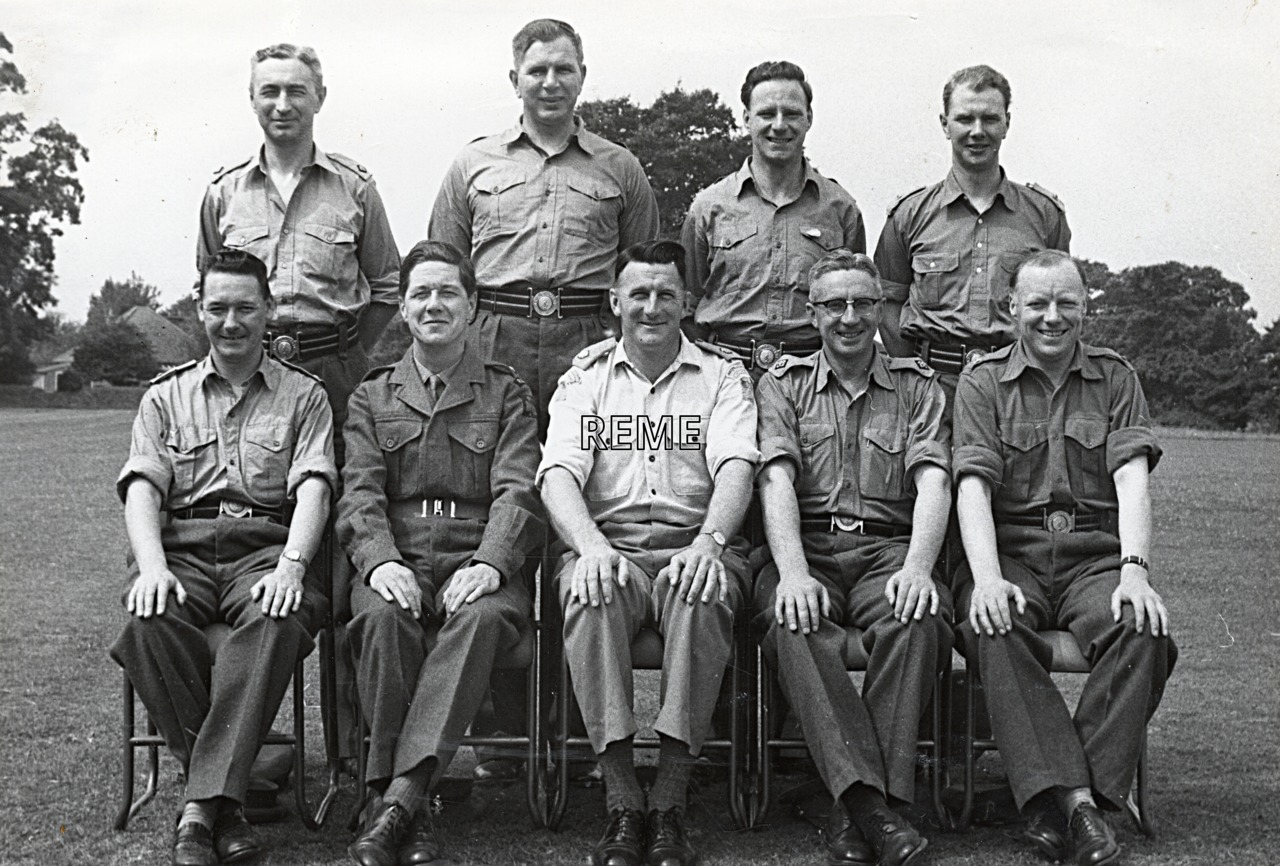 No 6 Territorial Army (TA)/Army Emergency Reserve (AER) Probationary Officers' Course, 10 to 21 July 1961