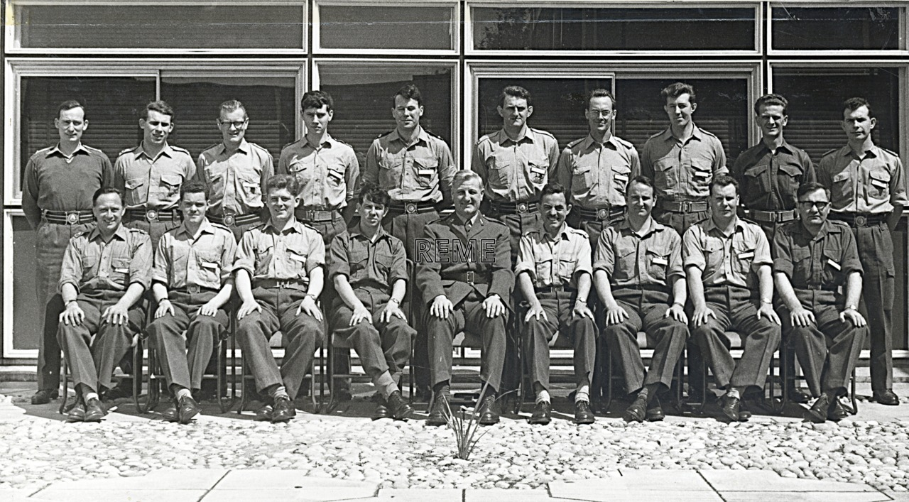 No 11 Territorial Army (TA)/Army Emergency Reserve (AER) Probationary Officers' Course, 21 June to 3 July 1964
