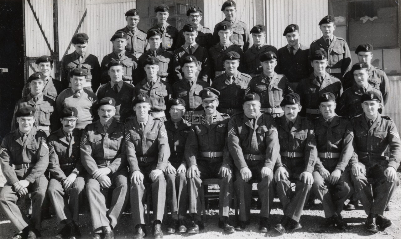 Workshop Group, Maralinga Range Support Unit, Australia, October 1959