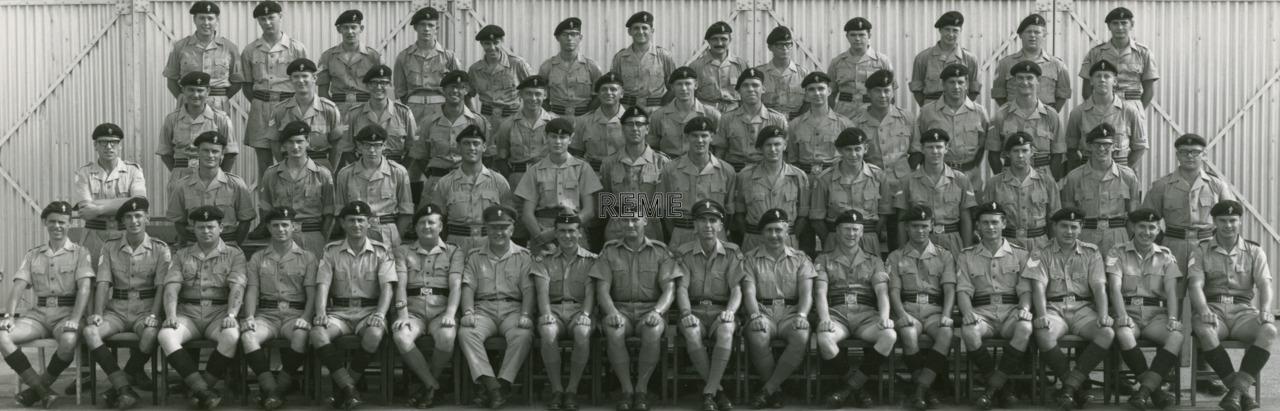 65 Station Workshop REME, Bahrain, October 1969.