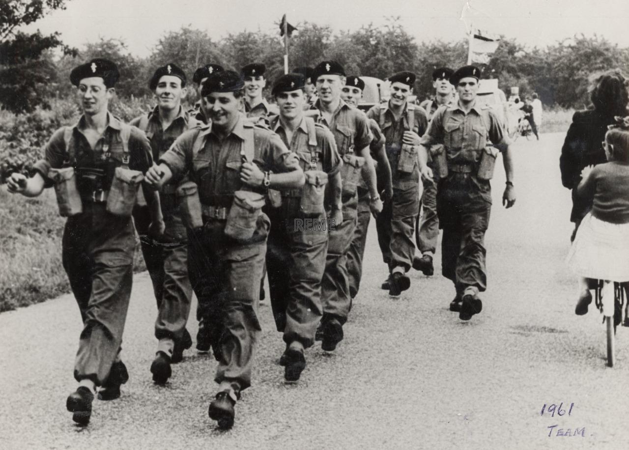 5 Infantry Workshop, Nijmegan Marchers