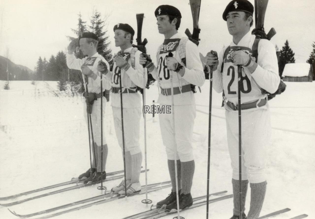1 Division REME Ski Team