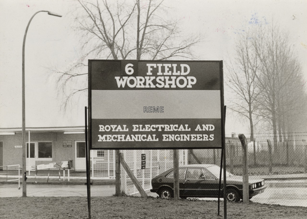 6 Field Workshop, Munster