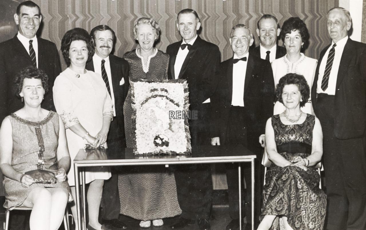 Portsmouth Branch REME Association, 1971.