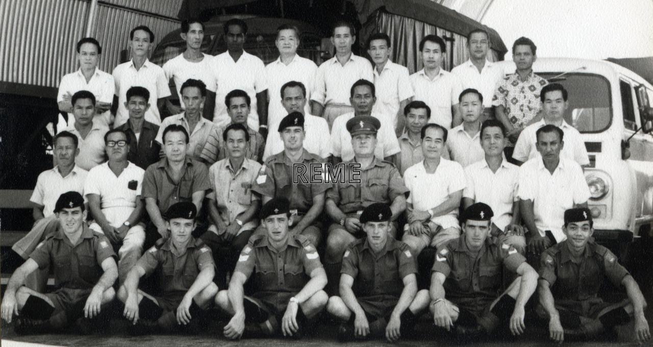 18 Signal Regiment Light Aid Detachment (LAD)