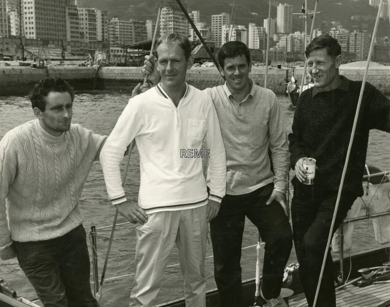 The China Sea Race, 1970