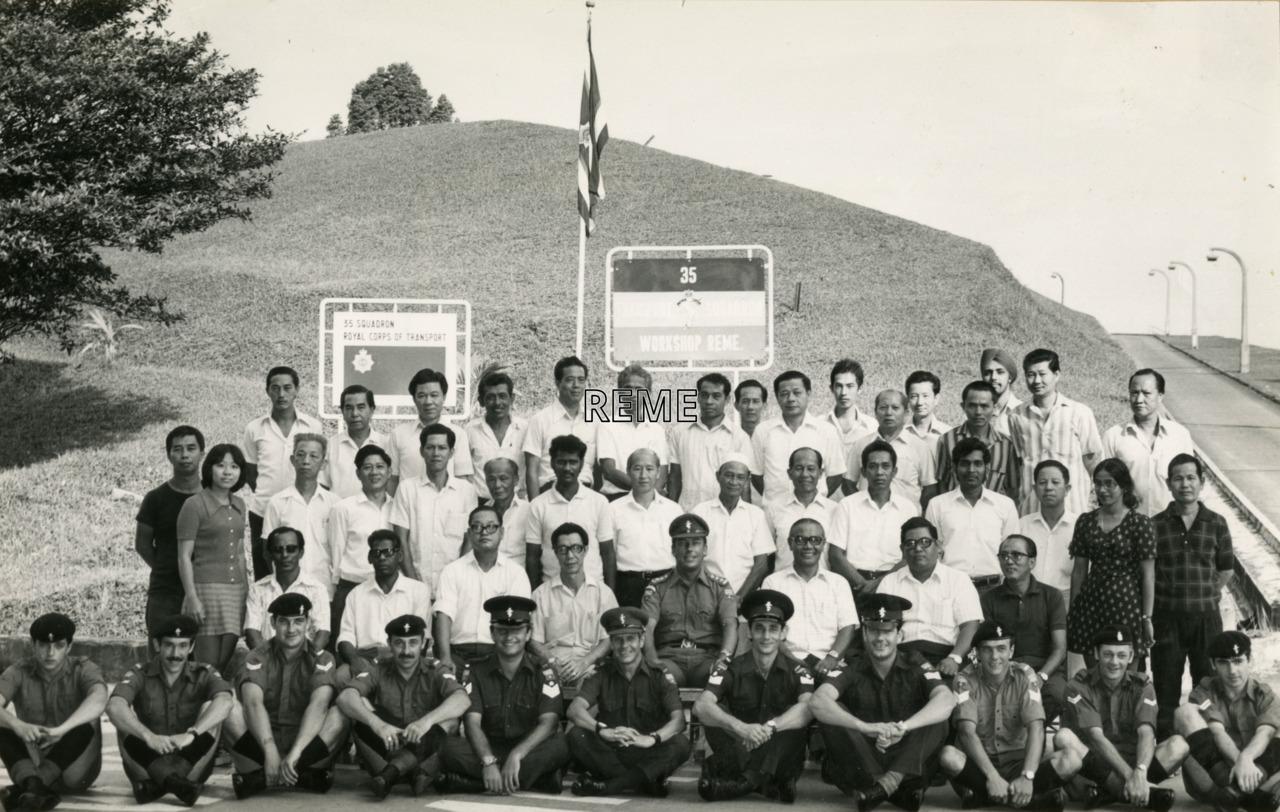 35 Transport Squadron, Royal Corps of Transport (RCT) Workshop