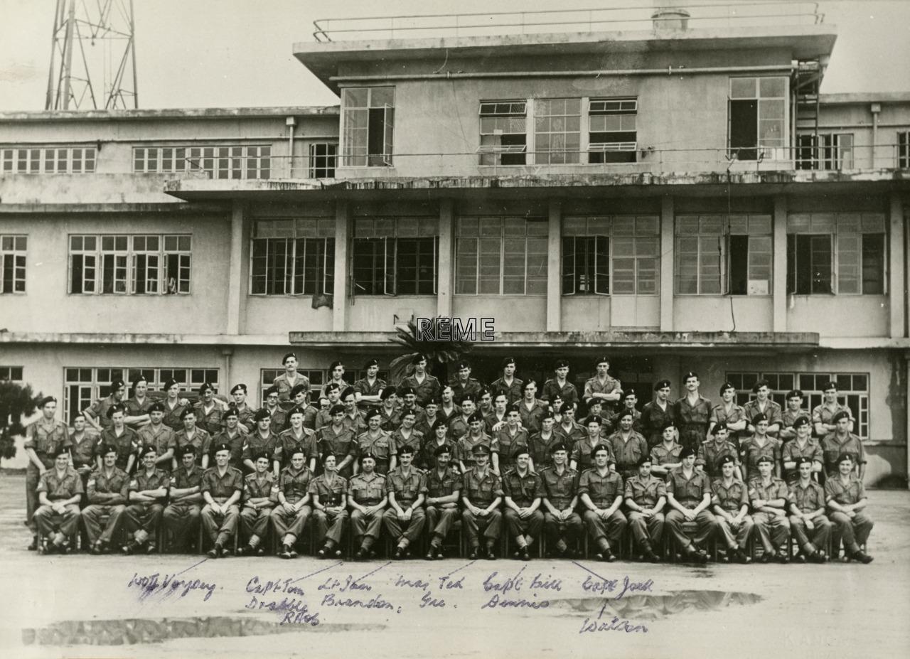 33 Advance Base Workshop, Japan, 1951